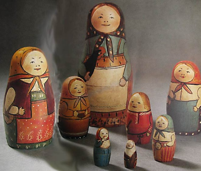 Everything You Need To Know About Russian Nesting Dolls Before Buying One