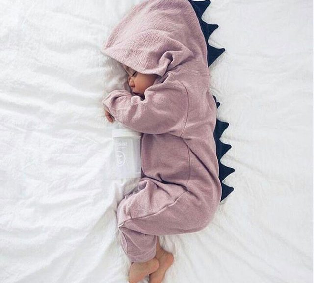 Onesies Are Awesome Sleeping Buddies For Your Babies